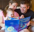 """I See Me!'s  new personalized storybook,  """"Goodnight Little Me"""" will quickly become your little one's favorite bedtime story."""