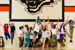 Wasatch Academy Students Stack It for Guinness