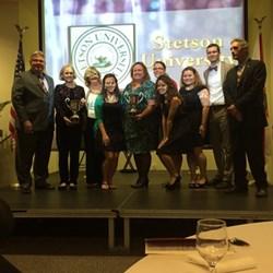 Stetson; Community partnership; Volunteer