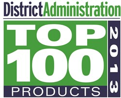 District Administration Top 100 Logo