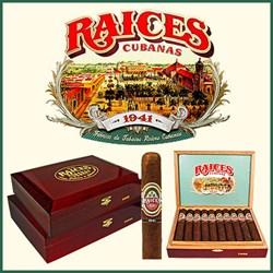 Alec Bradley Raices Cubanas Cigars