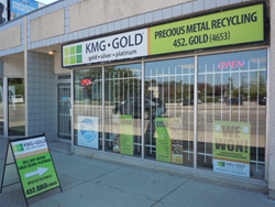 KMG Gold Recycling Gold Buyers