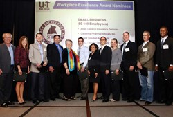 CSA Awarded 2013 San Diego SHRM Workplace Excellence Award