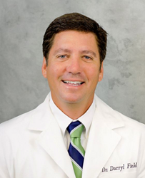 Dr. Darryl Field is a periodontist in Jacksonville, FL