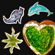 recycled glass gifts