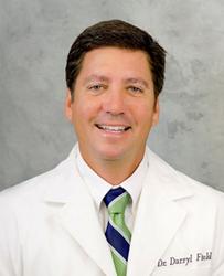 Dr. Darryl Field is a periodontist in Jacksonville, FL