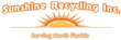 Jacksonville Roll-Off Dumpster Company Sunshine Recycling Provides...