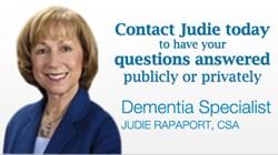 Eldercare Expert Judie Rappaport