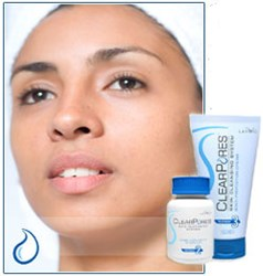 ClearPores acne cream