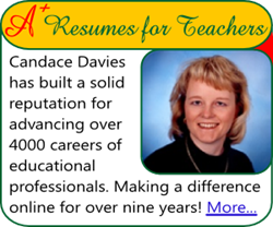 A+ Resume for Teachers