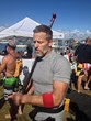 Larry Cain, three time NC Surf to Sound Champion and Canadian Olympic Gold Medalist, by Josh McClure