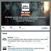 Olin Brass | Social Media