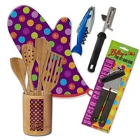 Medium Priced Lefty Kitchen Utensil Set