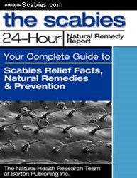 natural scabies treatment how the scabies 24-hour natural remedy report