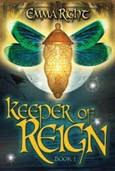 Rick Riordan's fans now have another choice with Keeper of Reign, trilogy
