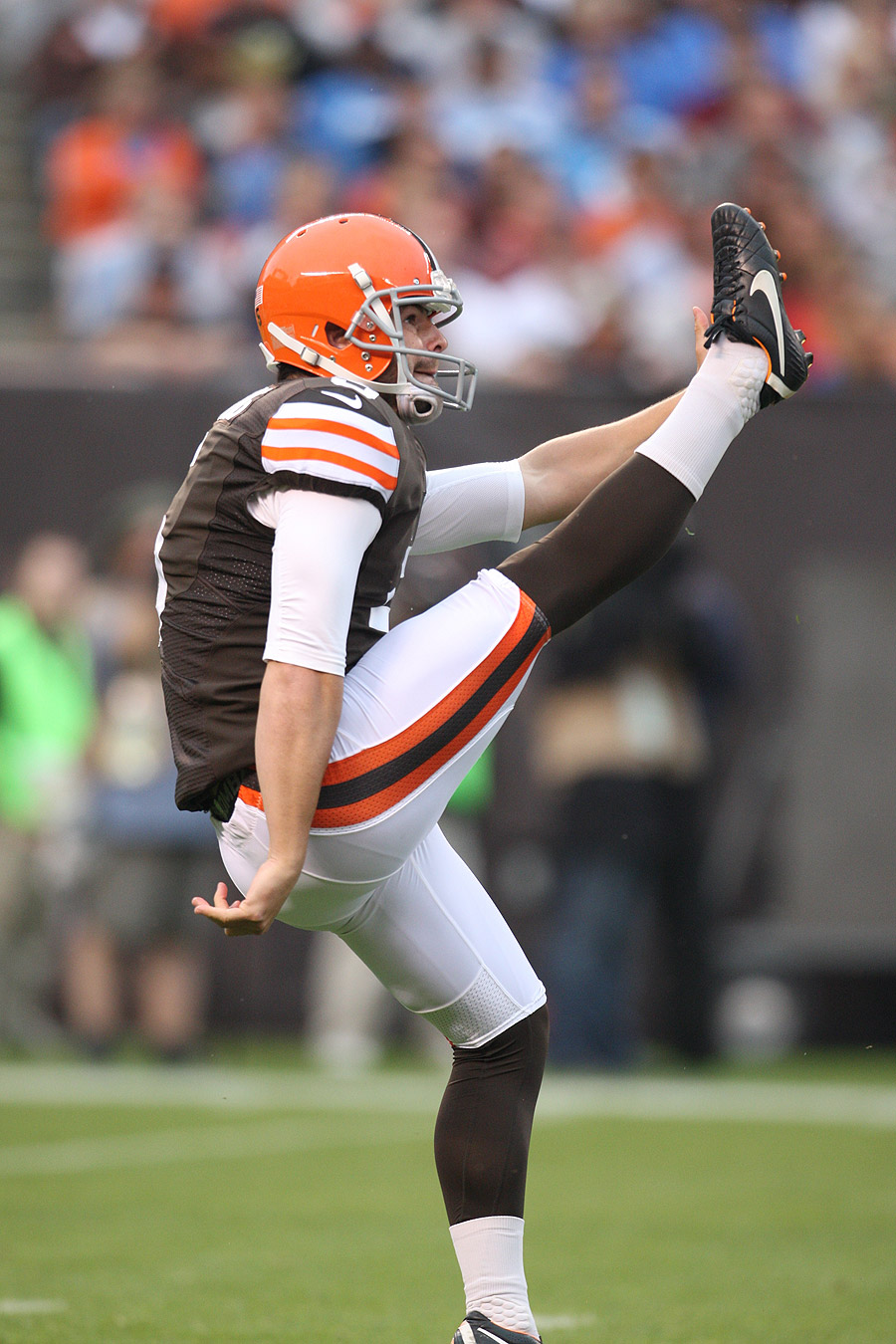 Kicking Cancer NFL Punter Spenc...