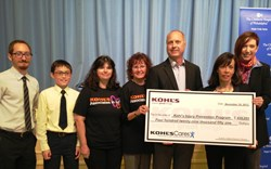 Kohl's Donates More Than $429,000 to The Children's Hospital of Philadelphia in Support of Injury Prevention Programs