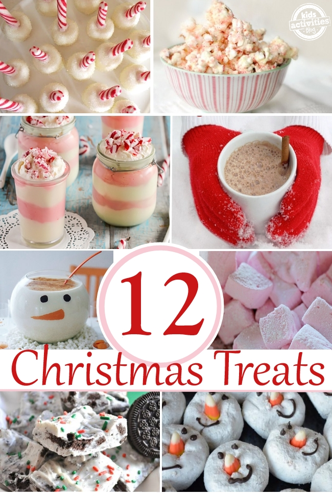 A Dozen Homemade Christmas Treats Have Been Published On