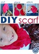DIY fleece scarf
