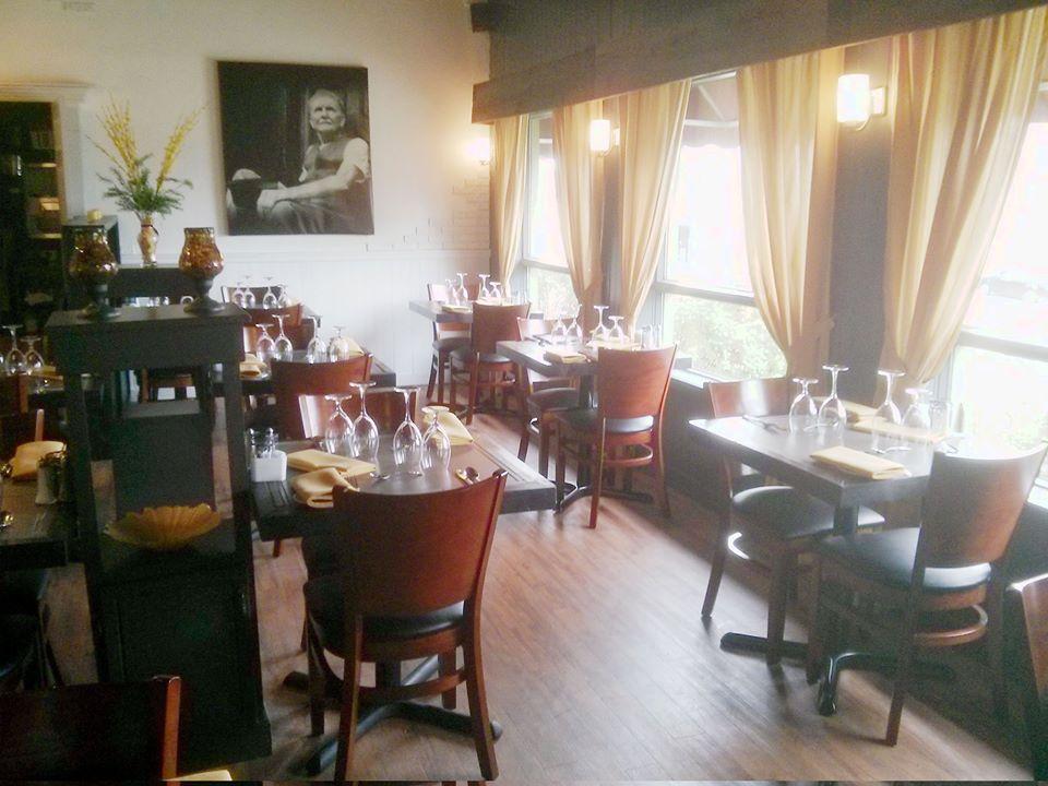 Restaurant furniture canada helps l arlequin in