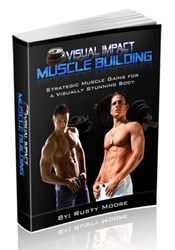 muscle mass gainer how visual impact muscle building