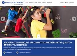 Everlast Climbing Website