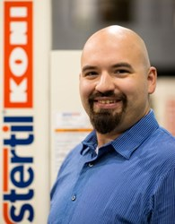 Brian Marshia, Stertil-Koni Technical Support Manager