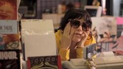 Rebecca Teran stars as comic shop clerk Becca in Infinite Issues.
