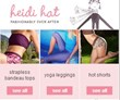 HeidiHat.com Dynamic Ad