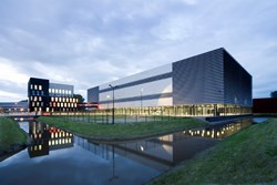 Amsterdam data centre