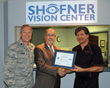 Renowned Eye Surgeon Dr. Stewart Shofner Proudly Received The Patriot...