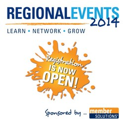 Member Solutions 2014 Regional Events