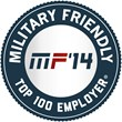 G.I. Jobs 2014 Top 100 Military Friendly Employers