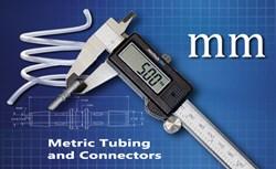 Eldon James Metric Tubing and Connectors