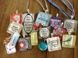 Assortment of Charm Necklaces by Blossom Squared