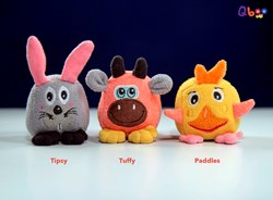 Qboo Toys by Kreyonic
