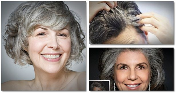 19 New Tips Teach People How to Stop Grey Hair Naturally - V
