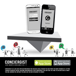 Conciergist: Changing how we search on the go