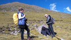Tibet trekking by local expert travel agency in Lhasa