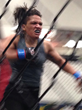 Sijara Eubanks of Team Lloyd Irvin Made Black Belt Coaching Debut