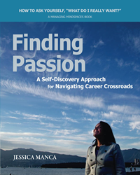 Finding Passion, Available for purchase with Amazon and Kindle.