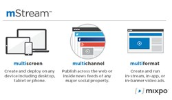 mStream, Video Ads, Mixpo, Multiscreen Video Ads