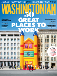 Higher Logic Named Among Washington's 50 Great Places to Work by The Washingtonian Magazine