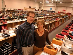 SRI Shoe Warehouse Celebrates 22 Years in Business