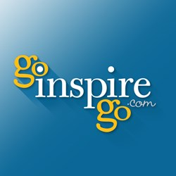 Go Inspire Go Logo - Discover and use your power to help others!
