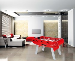 The Legende Special Limited Edition Table Football Table from Rene Pierre