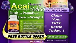 Pure Acai Berry Supplement