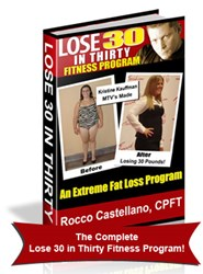 drastic weight loss methods how lose 30 in thirty fitness program