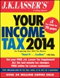 Wiley Releases America's Number One Best-Selling Tax Guide - J.K. Lasser's Your Income Tax 2014: For Preparing your 2013 Tax Return