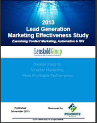 Lenskold Group research report